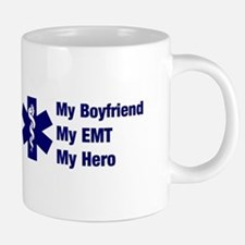 My Boyfriend My EMT Mugs