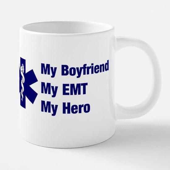 My Boyfriend My EMT Mugs