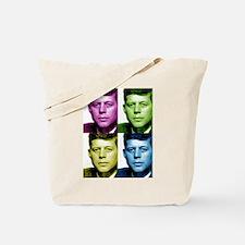JFK John F. Kennedy Tote Bag