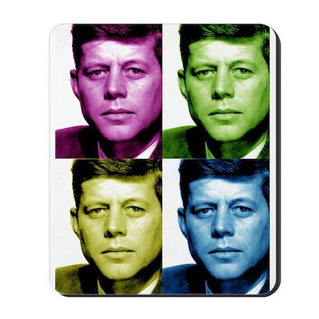 JFK John F. Kennedy Mousepad