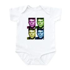 JFK John F. Kennedy Infant Bodysuit