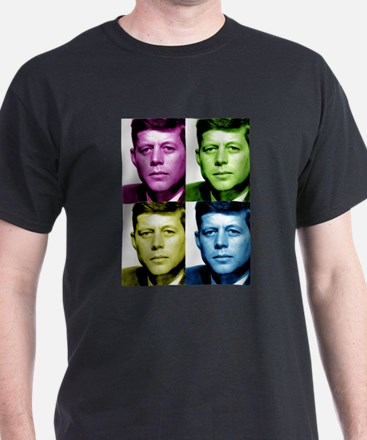 JFK John F. Kennedy T-Shirt