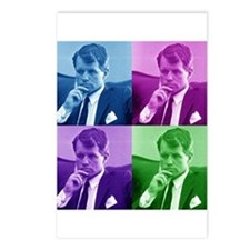 Robert Bobby Kennedy Postcards (Package of 8)