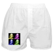 Ben Franklin Boxer Shorts