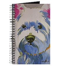 Westie Ungroomed Journal