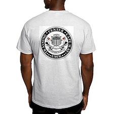 TRACEN Cape May<BR>CPO Grey T-Shirt