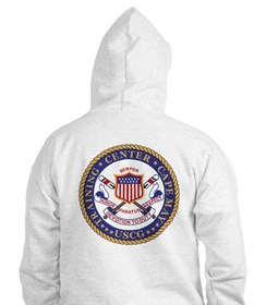 TRACEN Cape May<BR>CPO Hoodie
