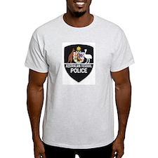 Aussie Feds Ash Grey T-Shirt