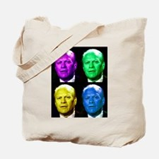 38th President Gerald Ford Tote Bag