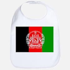 Afghanistan Flag Bib