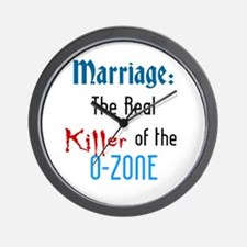 Marriage and the O-Zone Wall Clock