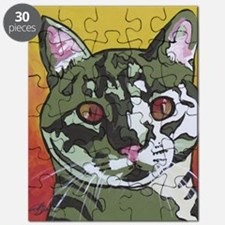 Kelly's Kitty Cat Puzzle