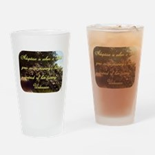Adoption Is When A Child - Unknown Drinking Glass