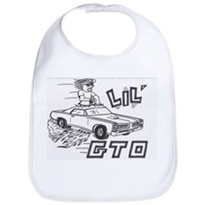 Little Pontiac GTO Bib