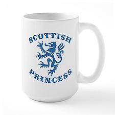 Scottish Princess Mug