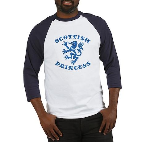 Scottish Princess Baseball Jersey