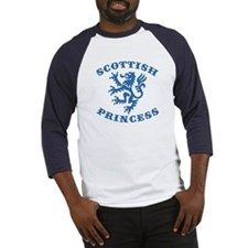 Scottish Princess Baseball Jersey