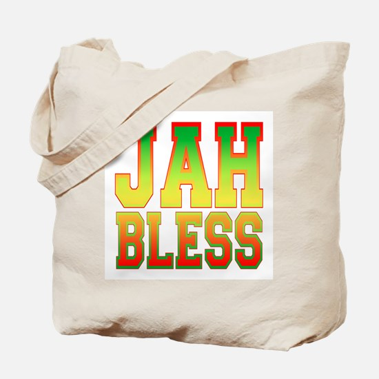 Jah Bless Tote Bag
