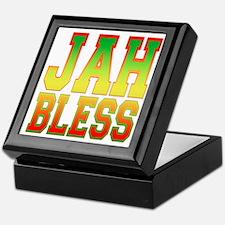 Jah Bless Keepsake Box
