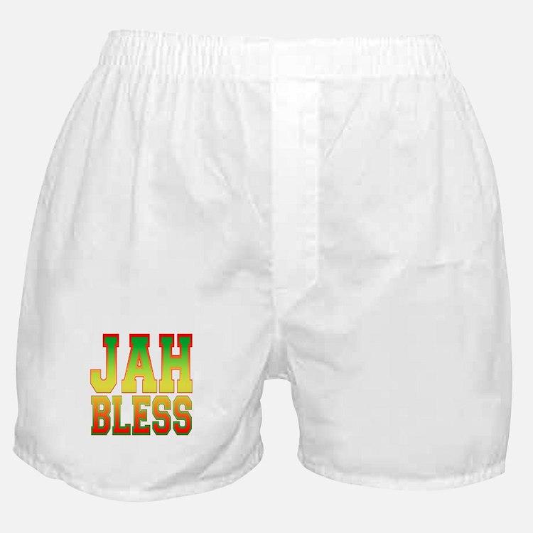 Jah Bless Boxer Shorts