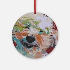 Froddo Round Ornament