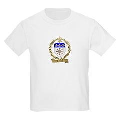 LAFLEUR Family Crest Kids T-Shirt