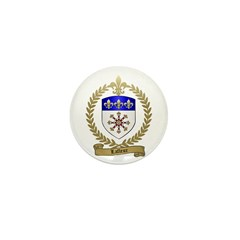 LAFLEUR Family Crest Mini Button (100 pack)