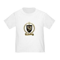 POULIN Family Crest T