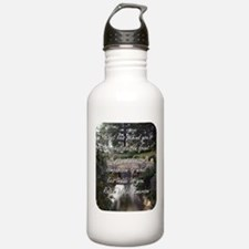 What Lies Behind You - R W Emerson Water Bottle