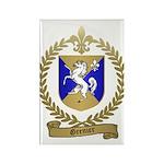 GRENIER Family Crest Rectangle Magnet