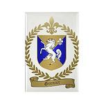 GRENIER Family Crest Rectangle Magnet (100 pack)