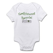 Wormdigest Infant Bodysuit