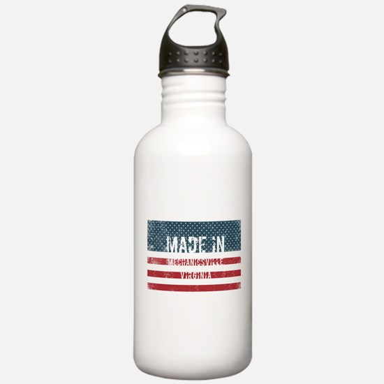 Made in Mechanicsville Water Bottle