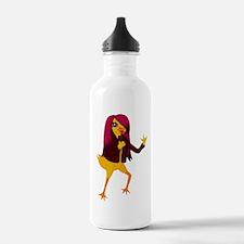 Rock Chick Water Bottle