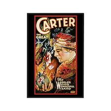 Carter Wizard Magnet