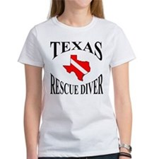 Texas Rescue Diver T-Shirt