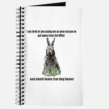 I am tierd of you Journal