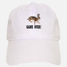 game over! Baseball Baseball Cap