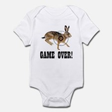 game over! Infant Bodysuit