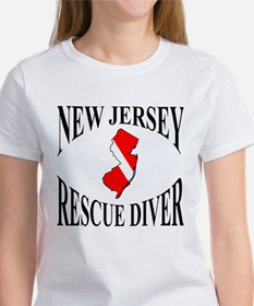 New Jersey Rescue Diver T-Shirt