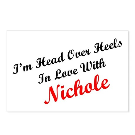 In Love with Nichole Postcards (Package of 8)