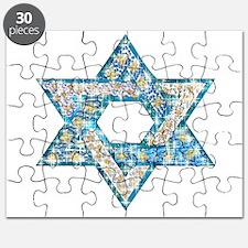 Gems and Sparkles Hanukkah Puzzle