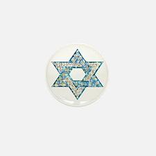 Gems and Sparkles Hanukkah Mini Button (10 pack)