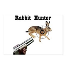 Rabbit Hunter Postcards (Package of 8)