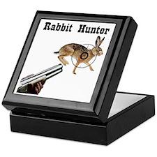 Rabbit Hunter Keepsake Box
