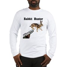 Rabbit Hunter Long Sleeve T-Shirt