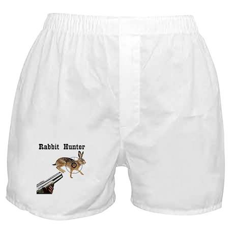 Rabbit Hunter Boxer Shorts