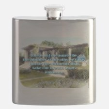 Life Is Not Measured - Unknown Flask