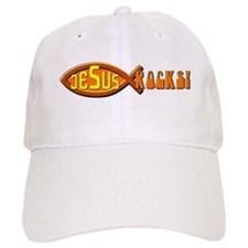 Jesus Rocks! Hat