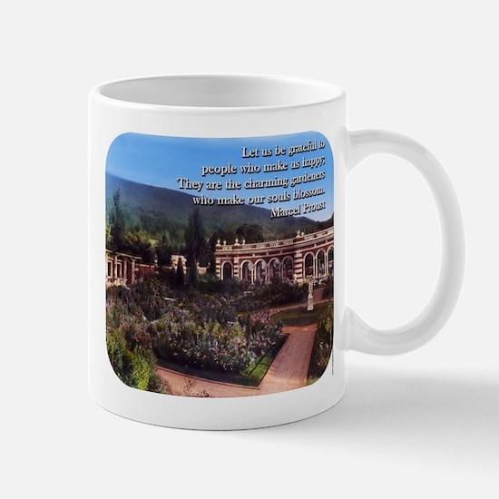 Let Us Be Grateful - Proust Mug